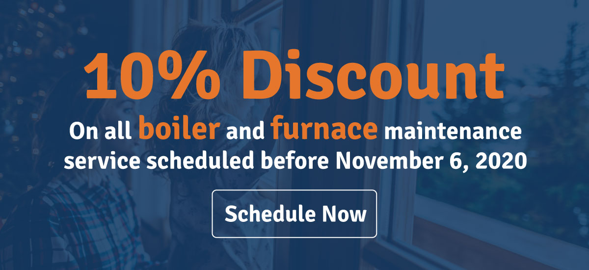 10% Discount for scheduling before Nov. 6 2020
